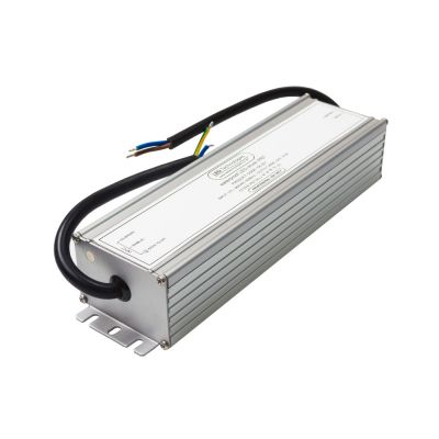 Waterproof LED drivers for outdoor installations