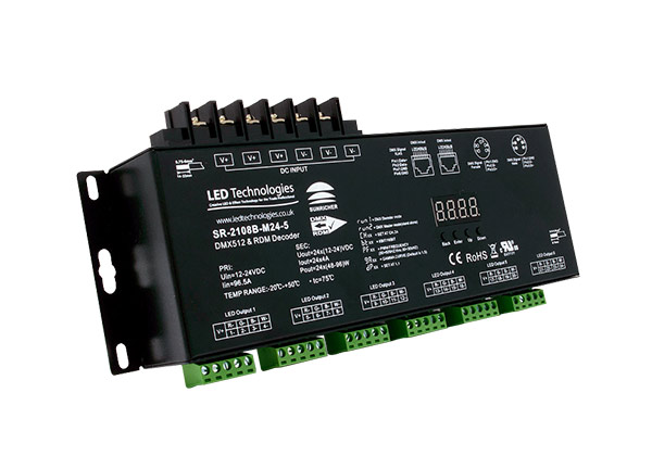 DMX Decoders