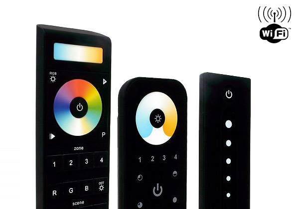 RF LED Remote Control + Wifi