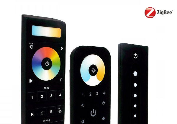 Smart Home Control with ZIgbee Remote controls