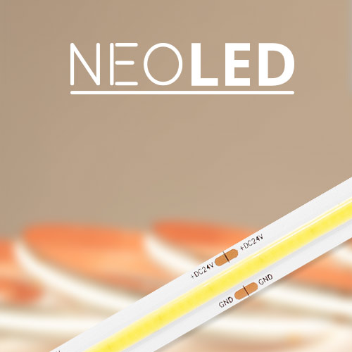 Single COB LED Strip - Neo LED