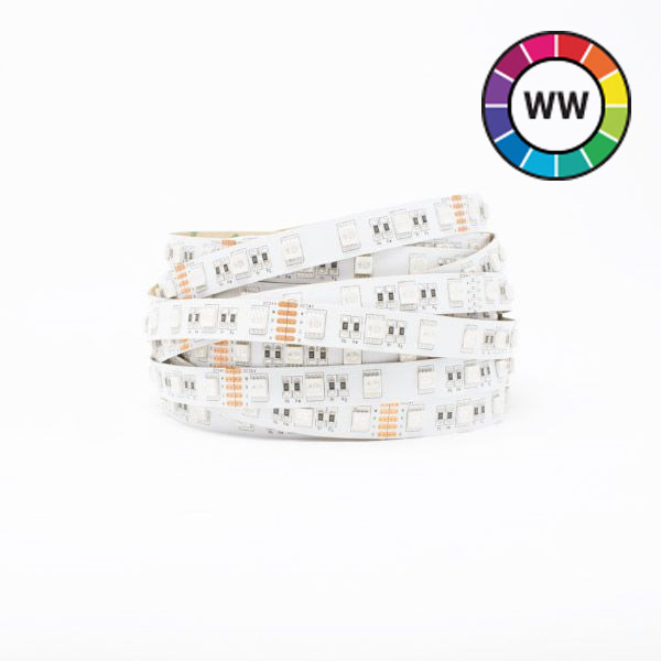 RGB Warm White LED Strip