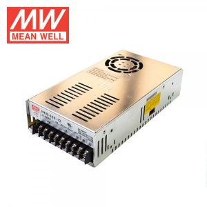 Meanwell LED Driver NES-350-12 12V 29.2 Amp