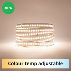 CCT LED Strip Lights
