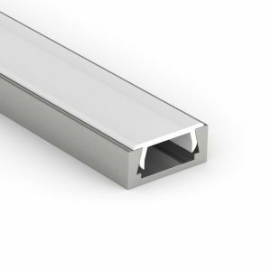 Mini Lip Raised Aluminum Extrusion 2 MTR