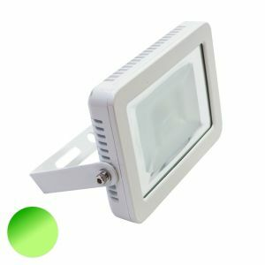 Benchmark 15W Green LED Designer Floodlight