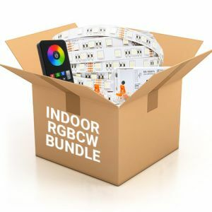 RGBW ProBundle LED Strip Installation Kit