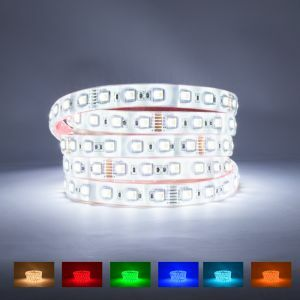 StudioFlex RGB Cool/Warm White CRI95+ (2400-2600K & 6000-6500K) LED Strip - 24V 100W IP67