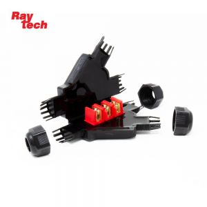 RAYTECH BY Gel Connector IP68 75mm x 28mm x 19mm