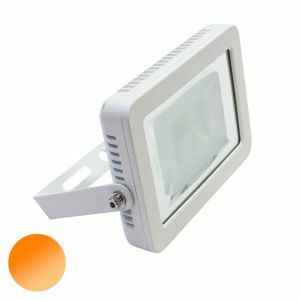 Benchmark 15W Orange / Amber LED Designer Floodlight
