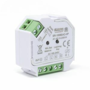 Sunricher RF Phase Cut & Push AC Dimmer