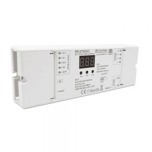 Sunricher DMX Single Channel TRIAC Dimmer