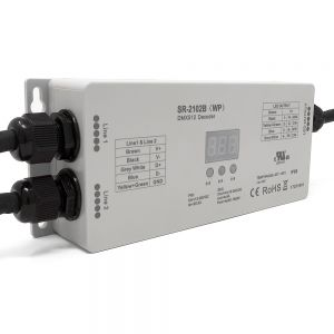 waterproof DMX Four Channel Decoder