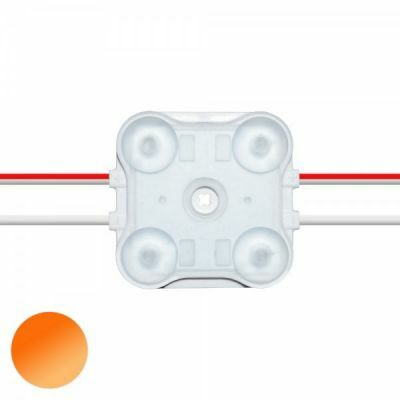LED Orange Backlighting Injection Module
