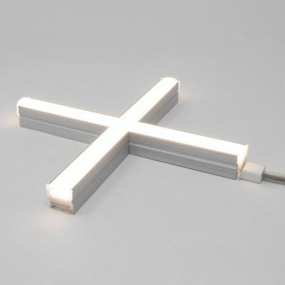 LED Light Bar Corner connector