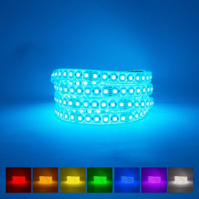 RGBNW 24V LED Strip Light 150W