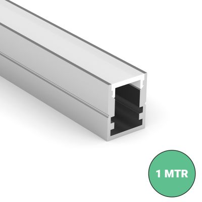 Deep Narrow LED Strip Profile 1 MTR
