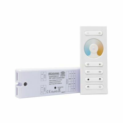 Sunricher Dual Colour (CCT) RF LED Remote & Receiver