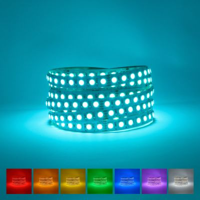 StudioFlex RGB Cool White LED Strip - 24V 150W IP20