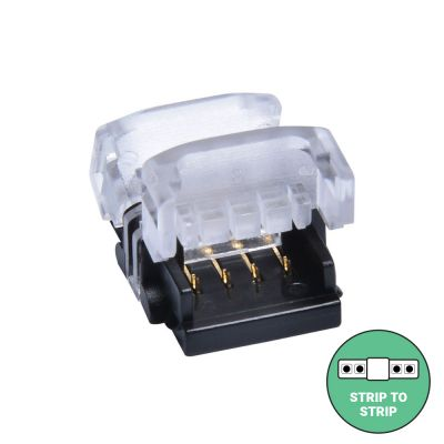 Hippo Strip to Strip IP20 4pins 10mm RGB (Pack of 10)