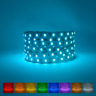 StudioFlex RGB Cool/Warm White CRI95+ (2400-2600K & 6000-6500K) LED Strip - 24V 100W IP20