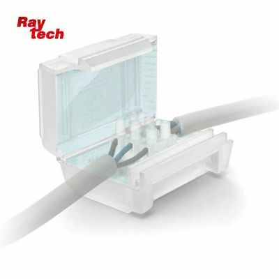 RAYTECH BR Gel Connector IP68 63mm x 41mm x 28mm