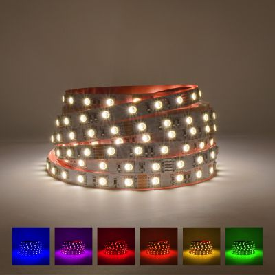 ProFlex 10mtr RGB Natural White LED Strip 24V 172W IP20