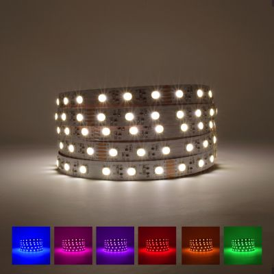 StudioFlex 10mtr RGB Natural White LED Strip 24V 130W IP20