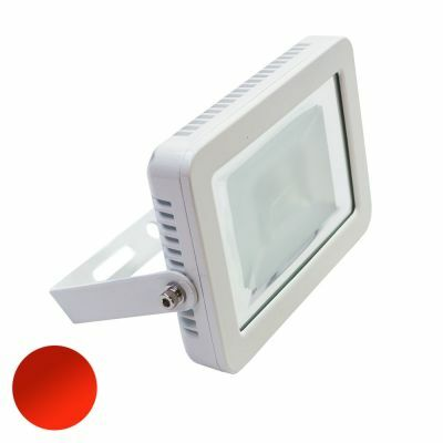 Benchmark 15W Red LED Designer Floodlight