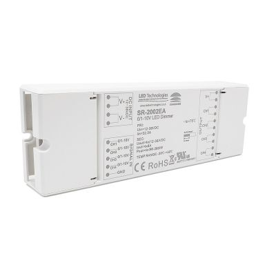 0-10v Four Channel PWM LED Dimmer