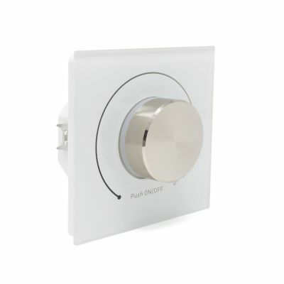RF & AC Phase -Cut Dimmer Wall Panel