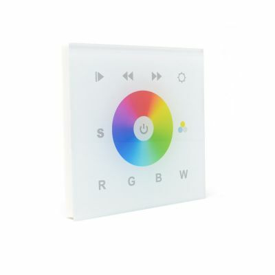 Sunricher One Zone RGBW DMX & RF Wall Panel White