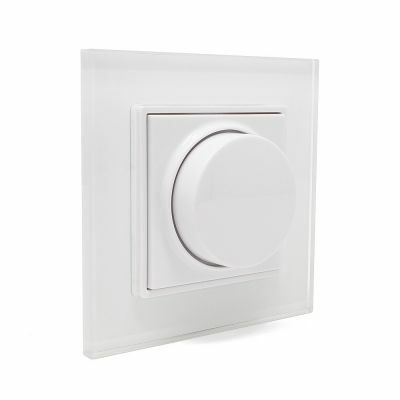 RF Single Colour Rotary Switch Wall Panel