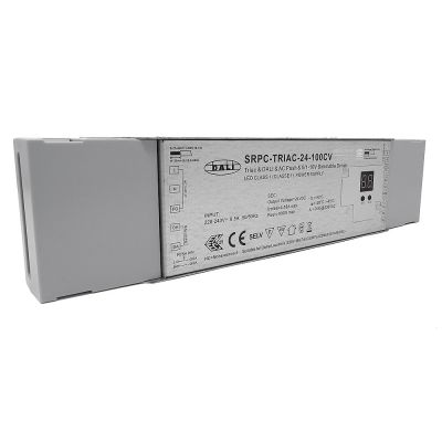 24v 100w TRIAC Dimmable Driver