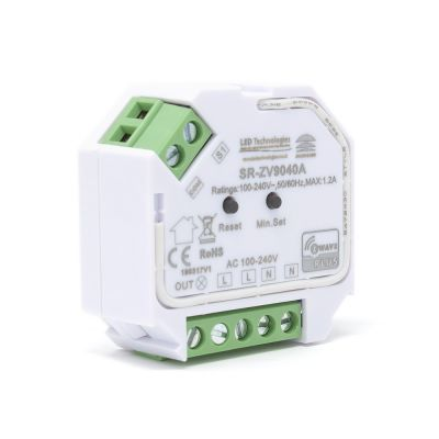 Z-Wave Micro Smart Dimmer SR-ZV9040A-A