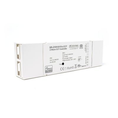 Sunricher Z-Wave Dual Colour CCT Constant Voltage Controller