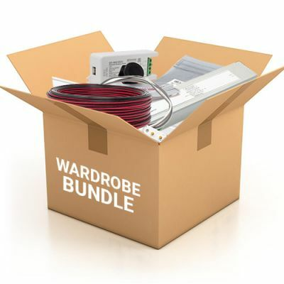 Wardrobe Lighting Bundle