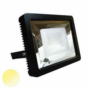 60w Warm White LED Floodlight Front View