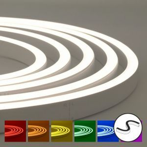 Neon Flex Sideview RGBW 4000K Colour changing 5MTR | NEOLINEAR