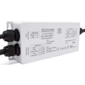 PWM 4 Channel Constant Voltage Data Repeater